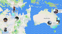 Snapchat Launches 'Snap Map' So You Can Track Your Mates On A