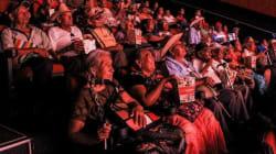 La verdadera historia de los abuelitos que fueron a un cine de Oaxaca a ver