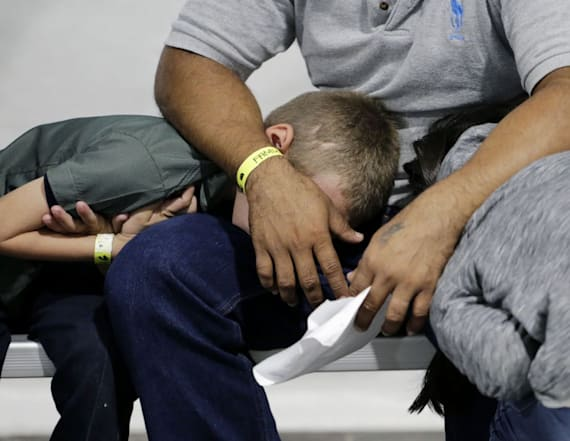 Trump accused of morally objectionable asylum policy
