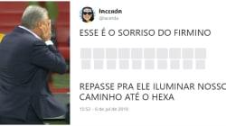 17 correntes que os brasileiros repassaram no último jogo do Brasil na