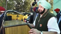 Punjab CM Amarinder Singh Hits Out At Pakistan, Says India Has A Large