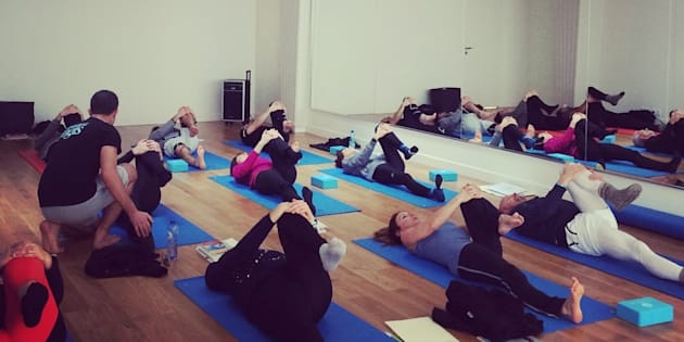Comment le yoga peut booster votre running