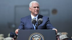 Mike Pence Says Rumours Of A 2020 White House Run Are 'Fake