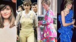 Princess Diana Was Always A Fashion Icon, As These Striking Photos