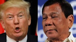Trump Praised Philippines President Duterte For Drug War That Has Killed 9,000