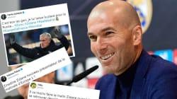 À peine le départ de Zidane du Real annoncé, ils imaginent sa