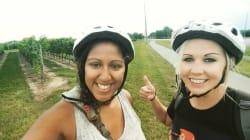 Bike These Stunning Niagara Winery Trails This