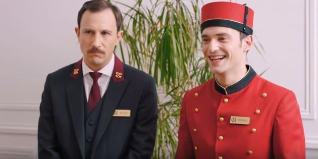 """""""Groom"""" et """"Les emmerdeurs"""": que valent les deux séries françaises payantes de Youtube?"""