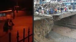 Les images de la dévastation après la coulée de boue qui a fait 254 morts en