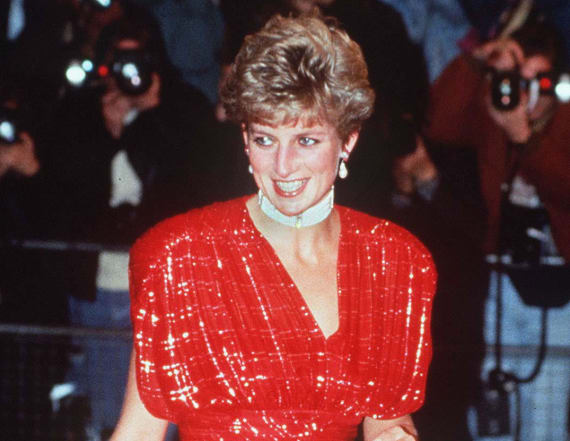 Designer Diana wouldn't wear because of Camilla