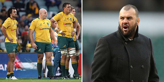 The Wallabies have found themselves in a bit of a crisis.