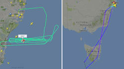 Two Qantas Planes Forced To Turn Back To