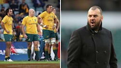 'That Was Pretty Confronting': Cheika Responds To Wallabies Fan's Impassioned