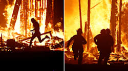 Man Dead After Running Into Fire At 'Burning Man'