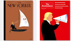 New Yorker Is Second Magazine To Couple Trump With KKK