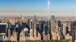 Voici la future plus haute tour résidentielle au