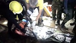 Video Offers Glimpse Into What The Thai Cave Rescue Was