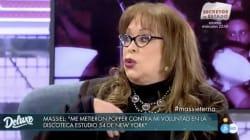 El comentario sexual de Massiel que dejó a Jorge Javier Vázquez sin