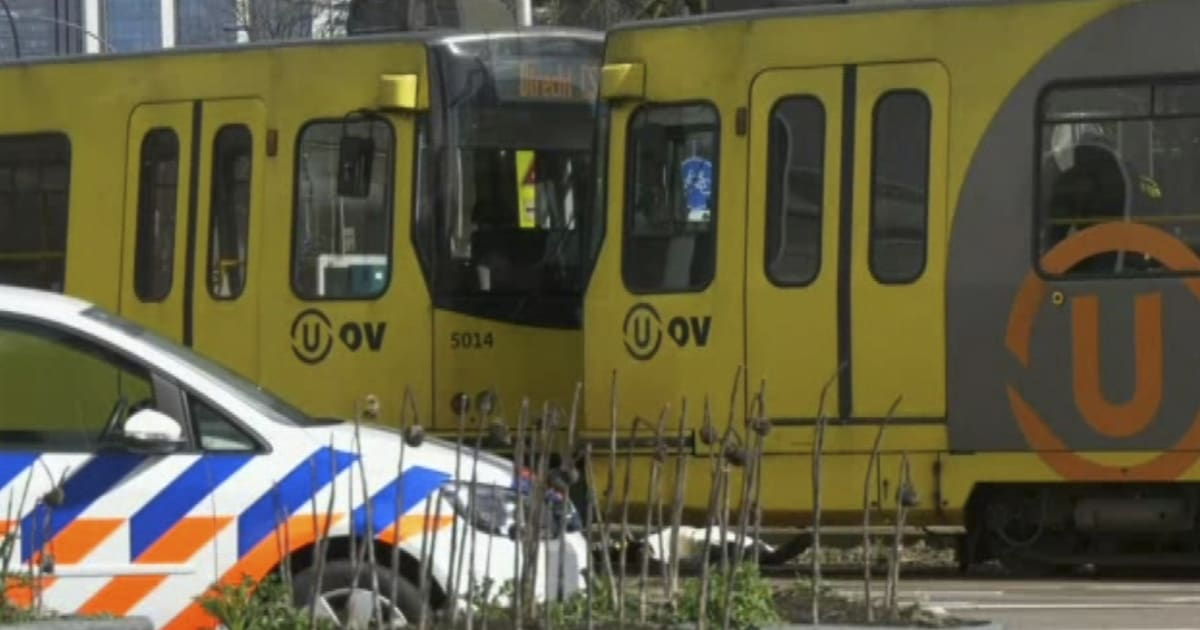 Catturato l'uomo che ha sparato contro i passeggeri di un tram a Utrecht