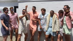 Men Could Soon Be Romping Around In This Snazzy New Clothing