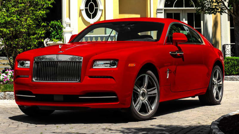 rolls royce wraith looks rad in red update autoblog. Black Bedroom Furniture Sets. Home Design Ideas