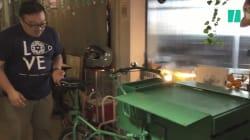 BLOG - À partir de vélos, ces Hongkongais créent des objets roulants totalement