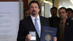 Trabajaré para combatir la corrupción en México: Napoleón Gómez