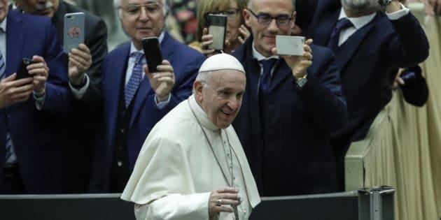 Il manifesto antisovranista di Papa Francesco