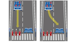 Les voitures autonomes doivent-elles vous sacrifier pour sauver un enfant ou un