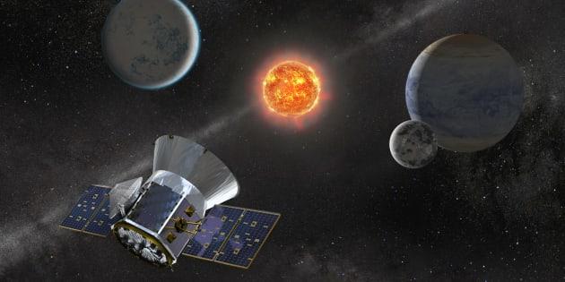 """Avec le télescope TESS, attendez-vous à entendre parler de dizaines de planètes """"habitables"""""""
