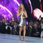 #VIDEO Angela Ponce no ganó Miss Universo, pero sí ganó una ovación de