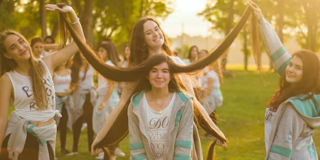 The Teen With The Longest Hair In The World Huffpost South Africa