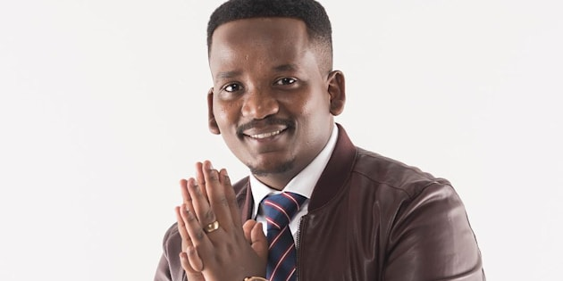 The late gospel singer Sfiso Ncwane.