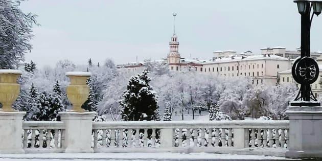 Las ciudades europeas con más nieve.
