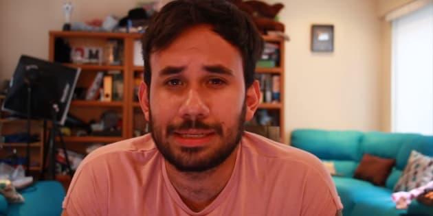 El 'youtuber' Werevertumorro, se despidió de sus suscriptores.