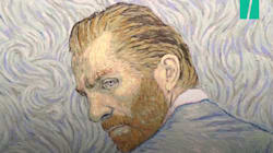 VIDEO: 'Loving Vincent', la película totalmente hecha a mano