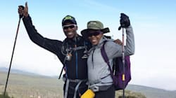 People Are In Awe Of Letshego Zulu For Going Back To Kilimanjaro To