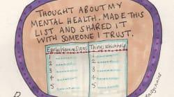 ¡Quiérete mucho! Dibujos para celebrar que has aprendido a cuidarte a ti