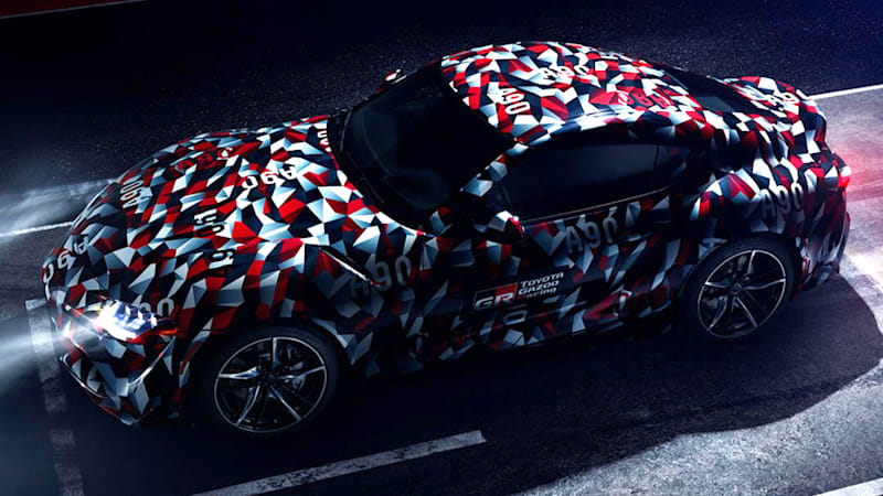 Toyota Supra coming in production form to Goodwood Festival of Speed