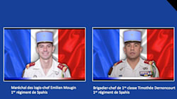 Deux soldats français tués au Mali dans l'explosion d'une mine artisanale, un autre
