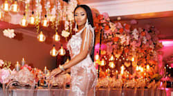Must-See Pictures From Bonang's Champagne Gala
