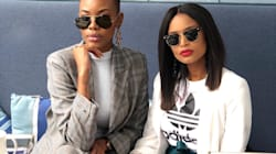 PICTURES: Loot Love, Ayanda Thabethe, Da Les And Heavy K Party Up A Storm In