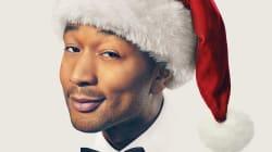 John Legend acaba de lançar um discão de Natal com Stevie Wonder e Esperanza