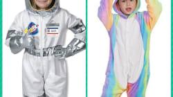 Pour mardi gras, des déguisements pour enfants