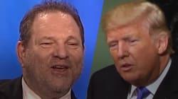 VIDEO: Hillary compara a Donald Trump con Harvey