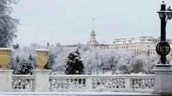 Ciudades europeas increíblemente cubiertas de nieve que querrás