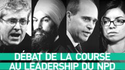 Voyez le débat du HuffPost entre les candidats au leadership du