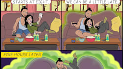 You'll Relate To This If All You Do In Your Relationship Is Binge-Watch