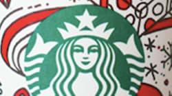 Starbucks quiere que colorees en este vaso