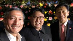 Kim Jong-un sale a turistear por